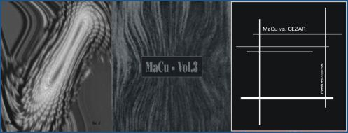 macu vol2 vol3, macu vs. cezar reflections